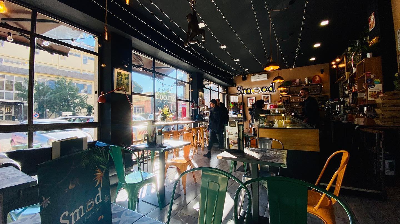 Smood Roma – Caffetteria – Cocktail – Aperitivi